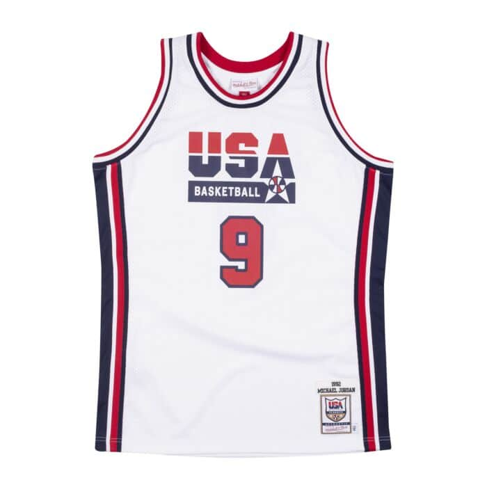 Michael Jordan Authentic 1992 Dream Team Jersey