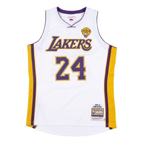 Kobe Bryant 2009-10 Lakers Authentic Jersey