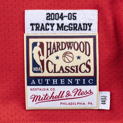 Tracy McGrady 2004-05 Authentic Rockets Jersey