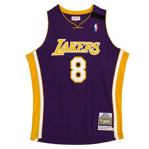 Kobe Bryant 1999-00 Lakers Authentic Jersey