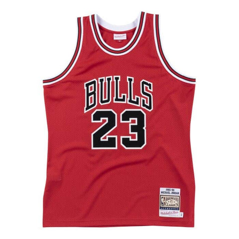 Michael Jordan Authentic 1985-86 Bulls Jersey