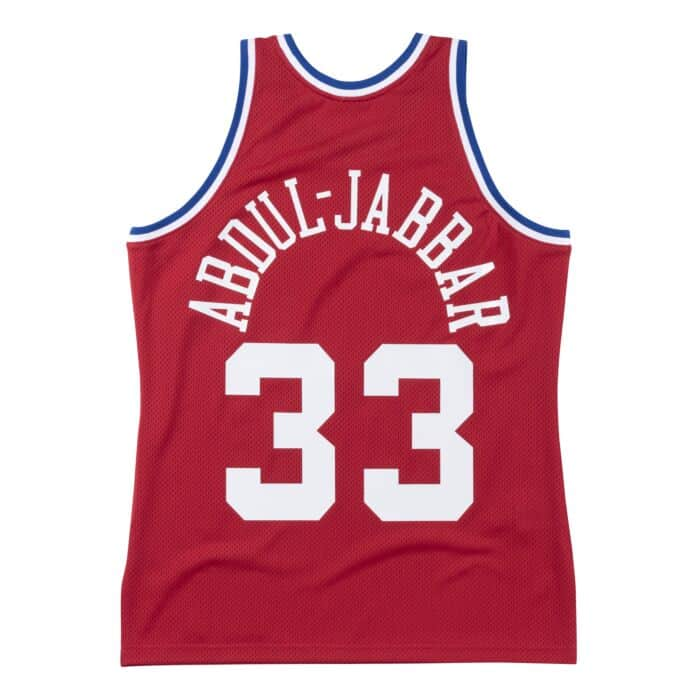 Kareem Abdul-Jabbar 1988 Authentic All-Star Jersey