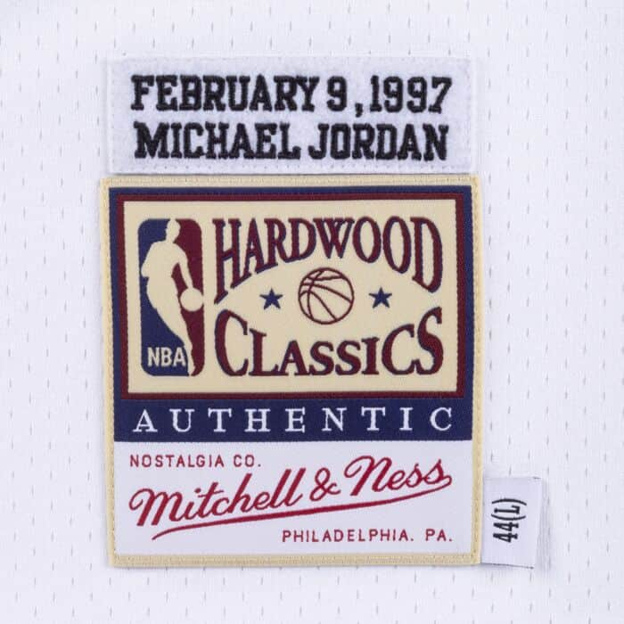 Michael Jordan 1997 Authentic Chicago Bulls Jersey