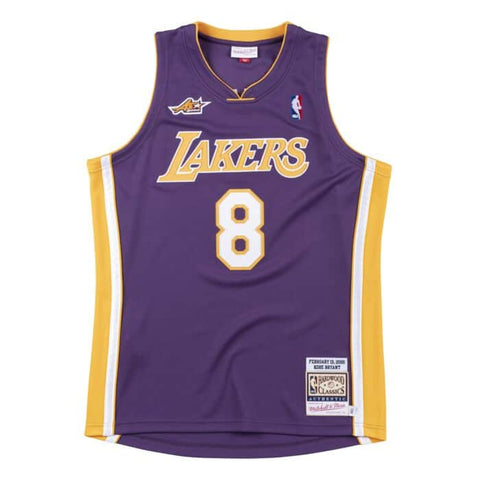 Kobe Bryant Lakers 2000 Authentic All-Star Jersey