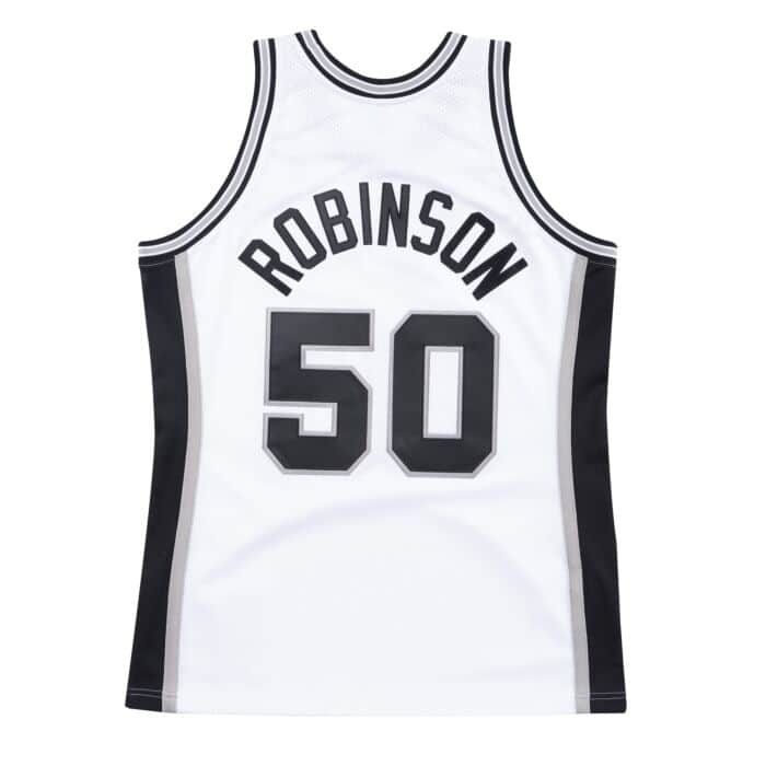 David Robinson 1998-99 Spurs Authentic
