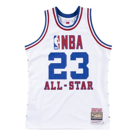 Michael Jordan Authentic 1985 All-Star Jersey