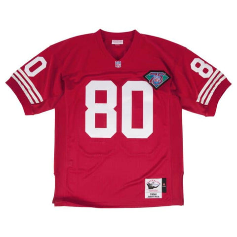 Jerry Rice 1994 49'ers Authentic Jersey