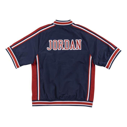 Michael Jordan 1992 Dream Team Shooting Shirt