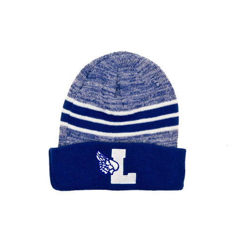 L Wing beanie - leaders1354
