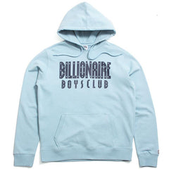 Large Billionaire Hoodie Dream Blue