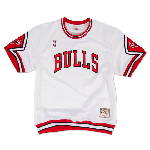 Bulls Shooting Shirt 1989 - leaders1354