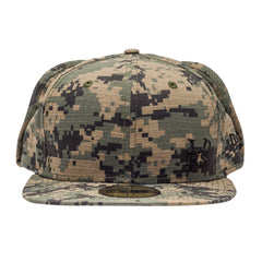 Leaders Block Full Camo Fitted - leaders1354