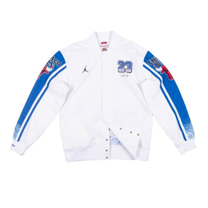 M & N X Jordan Warm Up Jacket All-Star 1988