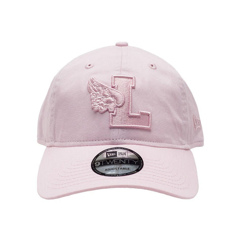 L Wing Pink Dad Hat