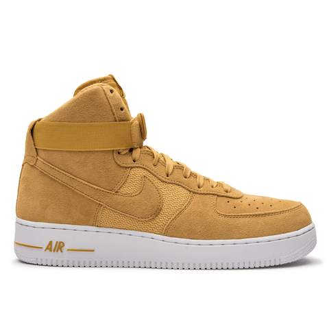 Nike Air Force 1 High '07 University Gold - leaders1354