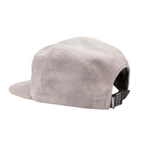 LDRS Suede 5 Panel Lt. Grey