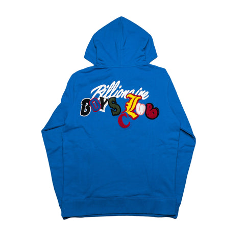 Billionaire Boys Club Blue Hoodie