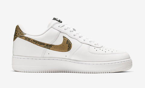 "Nike Air Force 1 Low ""Ivory Snake"""