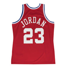 Michael Jordan 1989 All-Star Red - leaders1354
