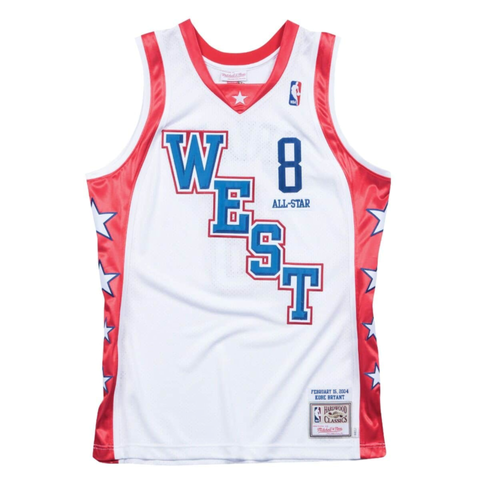 Kobe Bryant 2004 All-Star West Authentic Jersey