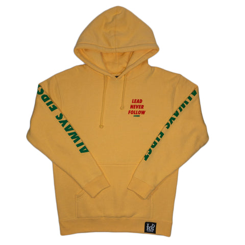 Always First Hoodie Peach Mango