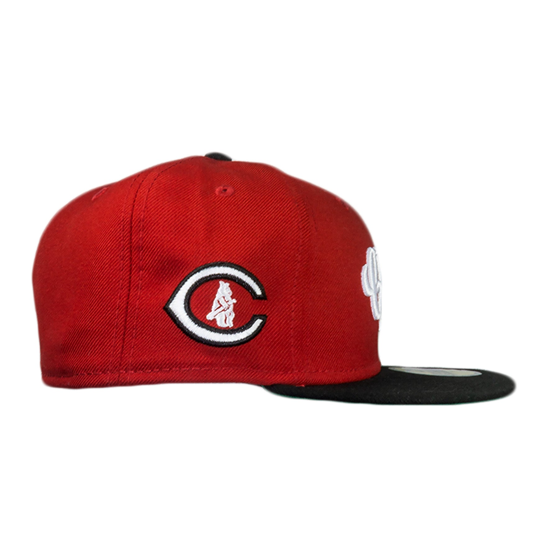 Chicago Cubs 1927 Side Patch Fitted Hat