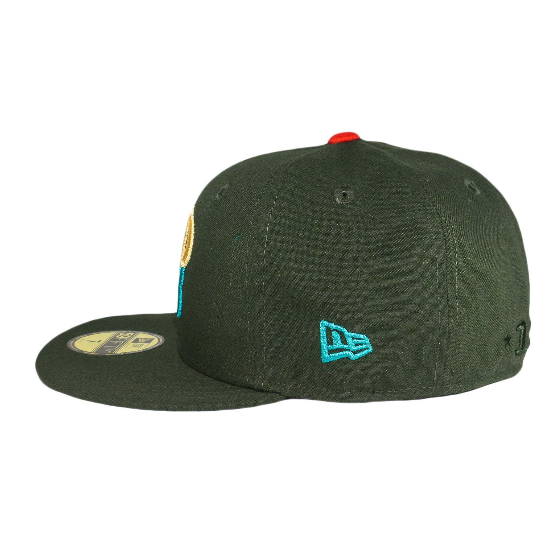 Seaweed OG Fitted Hat