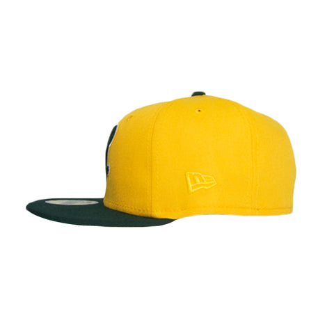 Pretzel 'A's' Fitted Hat