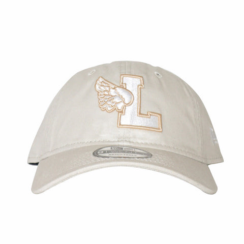 L-Wing Dad Hat Stone