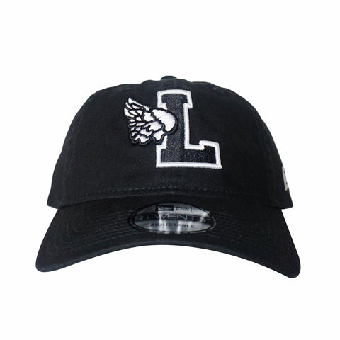 L-Wing Dad Hat Black