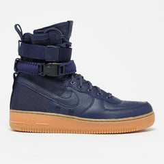 Nike SF AF1 HI Midnight Navy - leaders1354