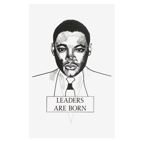 Martin Luther King Jr. Print - leaders1354