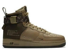 Nike SF AF1 MID Neutral Olive Cargo Khaki - leaders1354