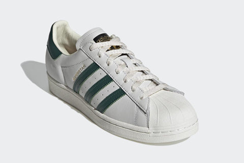 Superstar Off White/Collegiate Green