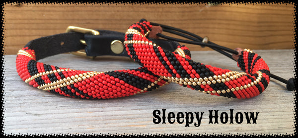 fursnhers-dogcollar-match your dog-dog lover-puppy mom-collar and bracelet-sleepy holow-sleepy hollow-unique dog gifts-canada dogs