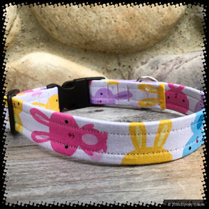 Custom Fabric Collar - Fun Prints