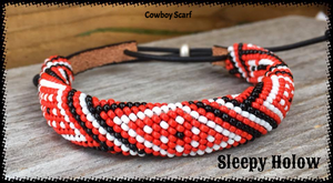 Rolled Leather Dog Collar Design Ideas