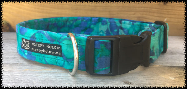 Caribbean Sea Dog Collar