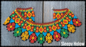 Huichol Choker Necklace