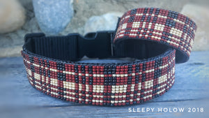 Furberry Plaid  Furs 'N Hers™ Set - Dog Collar & Bracelet