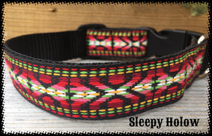 Aztec Sunrise Dog Collar