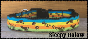 Best Friends Dog Collar