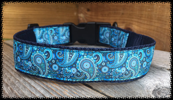 Bill Paisley Dog Collar