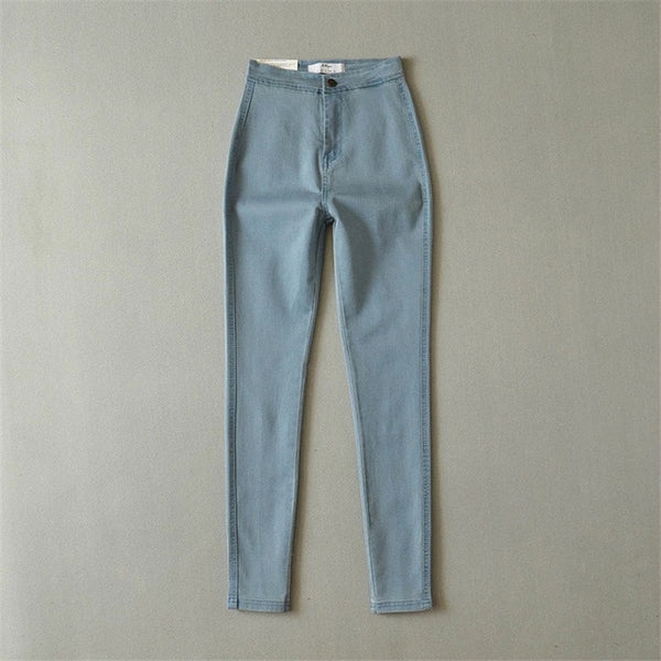 Womens - Exclusive ZiporaL Stretch-Comfort Denim Jeans