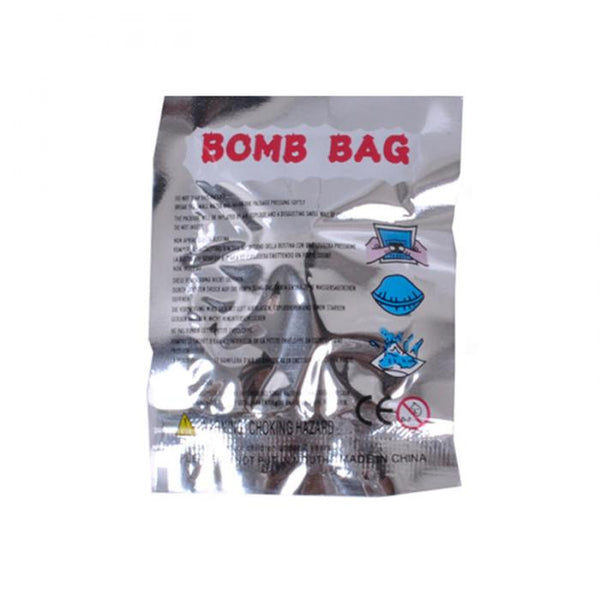 Unisex - MkLax Anonymous 10 Pack Stink Bomb Gag [FREE]