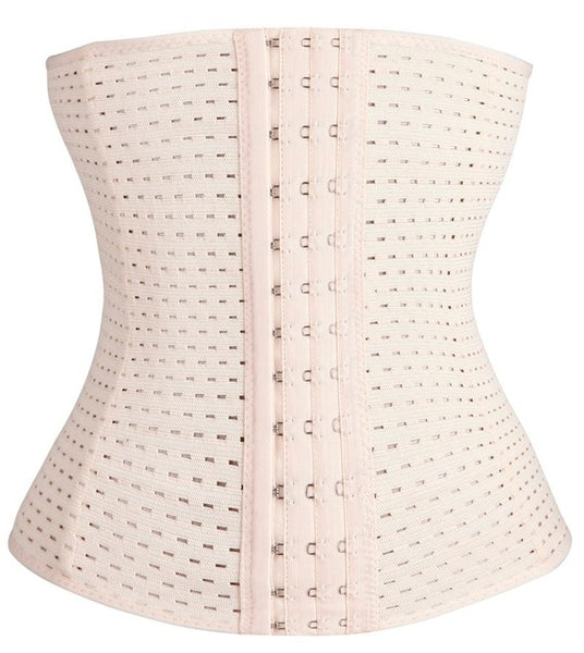 Womens - FitJet Concealed Corset Waist Slimming Trainer [As Seen On TV]