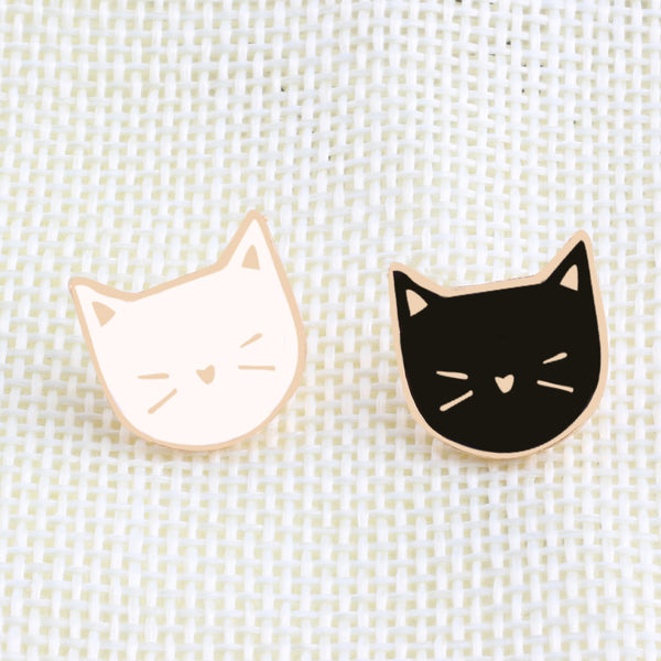Womens - Authentic SuprNate 2 Piece Cat Clothes Badge [FREE]