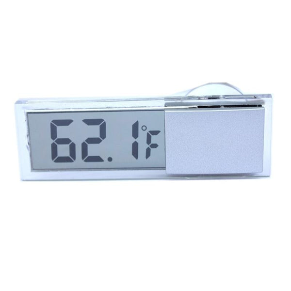 Unisex - Exclusive CarJet LCD Thermometer Kit [FREE]