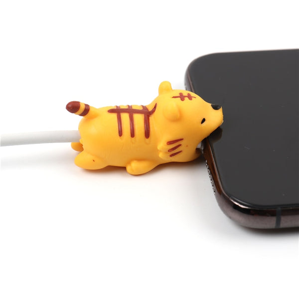 Unisex - Authentic WindSplash USB Charger Protector Animals [FREE]