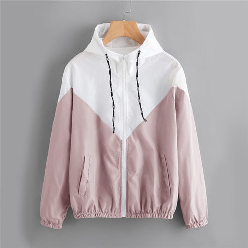 Womens - Exclusive CheveLock Drawstring Light Jacket
